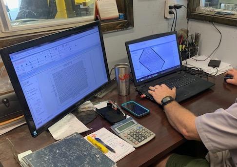 Screens | Precision Laser Cutting
